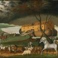 Как поместились все животные и птицы в небольшом ковчеге Ноя?