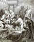 """""""Иисус исцеляет больных"""", Доре"""