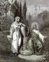 """Иисус и женщина самарянка"", Доре"